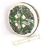 8' Gaelic Cross Irish Bodhran