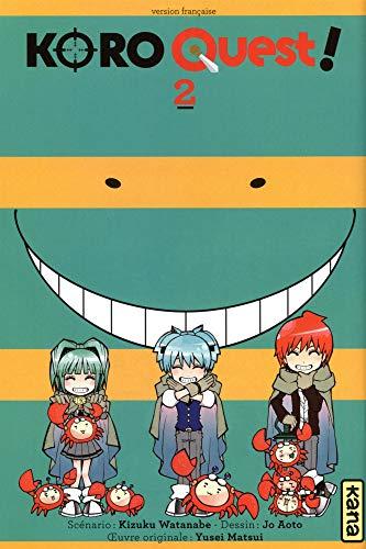 Koro Quest!, tome 2 par Kizuku Watanabe