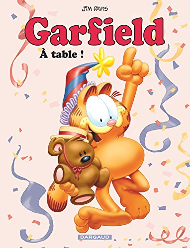 Garfield - tome 49 - A table !
