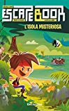 L'isola misteriosa. Escape book