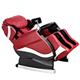 LIFE CARVER Full Body Massage Chair Shiatsu Zero Gravity Recliner Real Relax Automatic
