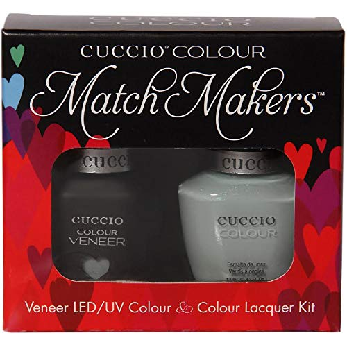 Cuccio Furnier Gel 2017Positive Spring Collection Nagellack Match Maker–Another beauriful...