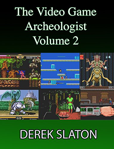 The Video Game Archeologist Volume 2 (The VGA) (English ...