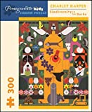 Charley Harper - Biodiversity in the Burbs: 300 Piece Puzzle