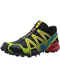 Salomon Speedcross 3 - Zapatillas de correr en montaña para hombre