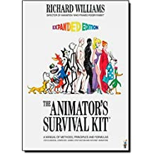 The Animator's Survival Kit, Expanded Edition: A Manual of Methods, Principles and Formulas for Classical, Computer, Games, Stop Motion and Internet Animators by Richard Williams (2009-12-08)