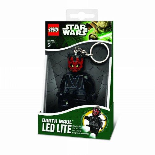IQ Hong Kong UT20376 - Lego Star Wars - Darth Maul Minitaschenlampe (Stehend Taschenlampe)