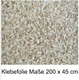 Klebefolie Granit hellgrau 2mx45cm
