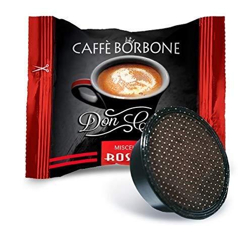 200 capsule compatibil lavazza a modo mio caffe' borbone don carlo miscela rossa