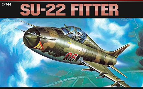 [12612] Academy Standmodellbau 1/144 SU-22 FITTER
