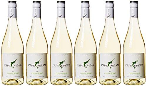 Cape Dream Chenin Blanc Afrika Weißwein (6 x 0.75 l)