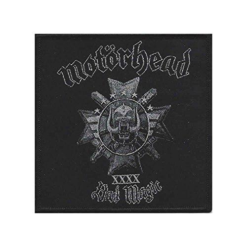 Motörhead - Bad Magic - Patch Dc Beanie Woven