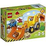 LEGO 10811 Duplo Town Backhoe Loader Construction Toy