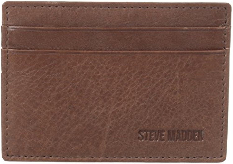 Steve Madden Men's Mealu Card Holder