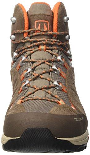 Moon Boot T-Cross High Gtxョ Ms, Chaussures de Marche Homme Multicolore (Marrone/Arancio)
