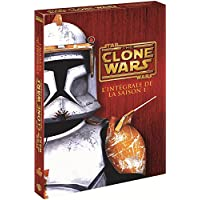 Star Wars - The Clone Wars - Saison 1 - Coffret DVD