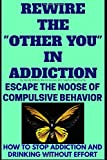 Rewire The 'Other You' In Addiction: Escape The Noose Of Compulsive Behavior(How To Stop Addiction And Drinking Without Effort) (Be Here Now)