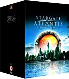 Stargate Atlantis: The Complete Seasons 1-5 [Edizione: Regno Unito] [Edizione: Regno Unito]