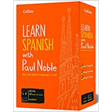 Learn Spanish with Paul Noble (Collins Easy Learning)