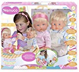 Nenuco 700007782 Interactive Doll Twins