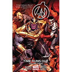 Avengers: Time Runs Out Vol. 3 (English Edition)