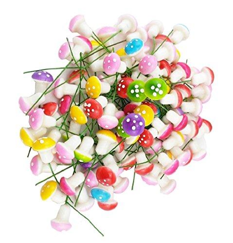 Color: Color al azar enviado.Desde que enviamos los productos al azar, el color de los productos que usted recibe puede diferir de la que se muestra en la imagen.¡Gracias. microlandscraft utilizar accesorios, también puede utilizarse para decorar tus...
