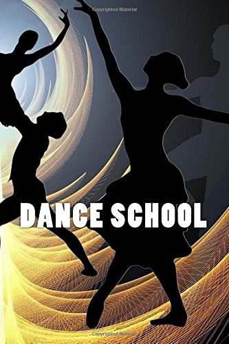 Dance School (Journal/Notebook)