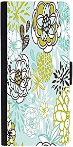 Snoogg Retro Floral Seamless Background Romantic Seamless Pattern In Vector G...