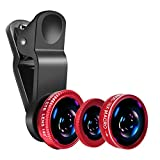Yarrashop® 3 in 1 Mobile Phone Camera Lens - Best Reviews Guide