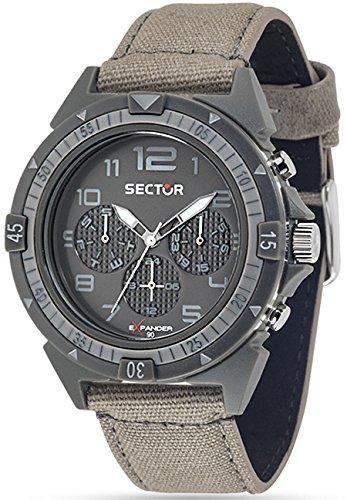 Watch Sector Expander Multifunction 90 Grey Man 44 mm R3251197131