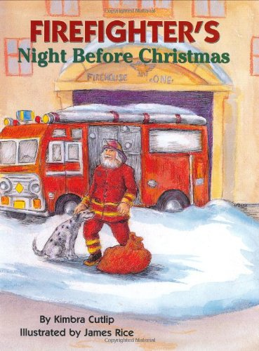 Firefighter's Night Before Christmas (Night Before Christmas Series)