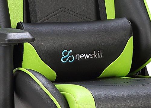51cqc38vx8L - Newskill NS1016 Kitsune - Silla gaming, Verde