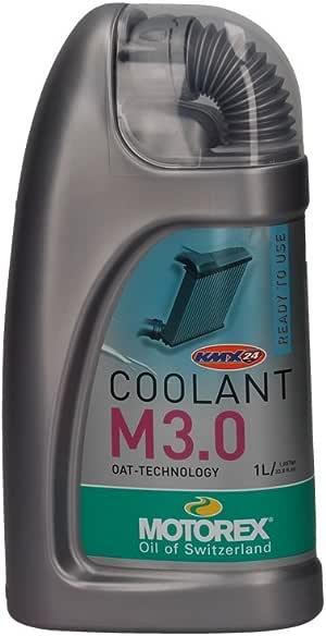 Kühlerschutz Kühlflüssigkeit MOTOREX M3.0 1,0L: Amazon.de