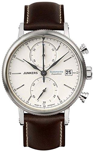Junkers Armbanduhr 6588-5 Herrenuhr