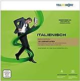 TELL ME MORE® Enriched Version (10.5) : Italienisch, Gold Edition, DVD-ROM 10 Lernstufen. Einsteiger (A1) bis zum Experten (C1)