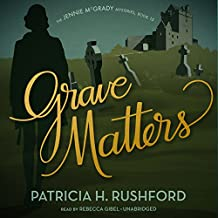 Grave Matters: The Jennie McGrady Mysteries, Book 15