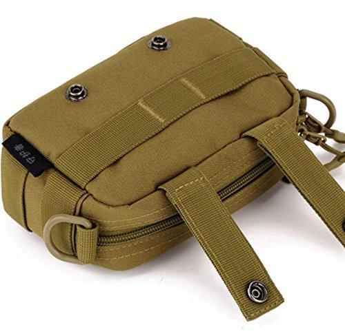 Protector Plus Leichte Laptop-Tasche Schulter Daypack Schulrucksack beiläufige Handtasche, tragen auf Beutel E
