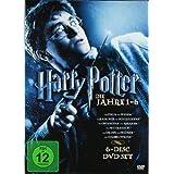 Harry Potter - Die Jahre 1-6