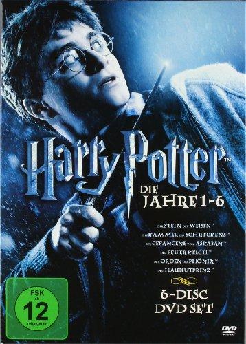Harry Potter - Die Jahre 1-6 [6 DVDs]
