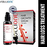 Hair Loss Treatment | Dermatologically Tested Hair Growth Serum for Men | Developed