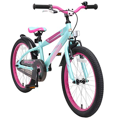 BIKESTAR Bicicleta Infantil niños niñas Partir 6