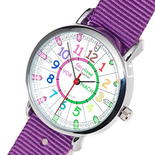 EasyRead Time Teacher Kinderuhr, Lernen, die Uhrzeit in