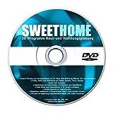 Sweet Home 3D Raumplanung - Premium Edition mit mehr als 1.000 3D-Modelle, perfekt für Haus und Wohnungsplaner -Für Windows 10 ® Windows 7®, 8® ,XP® und Vista® -Deutsche Version- -