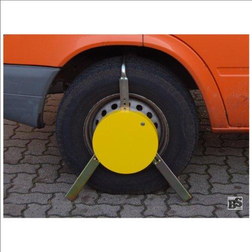 Radkralle BS-Midi 255+ (2004) - Felgen 13 bis 15 Zoll - 155 mm bis 255 mm Reifenbreite Anhänger-felgen 15 Zoll
