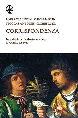 Corrispondenza (Lamed) por Louis-Claude de Saint-Martin