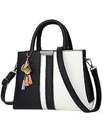 7067d4477cdec1 Zhen+zhen 2017 neue Damen-Tasche Handtaschen Umhängetasche Taschen Leder  Große Tote Taschen Handtasche Shopper Frauen…