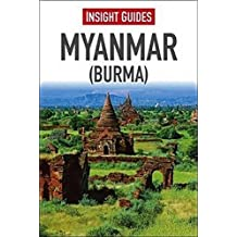 Insight Guides: Myanmar (Burma)