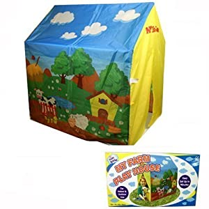 A to Z A a Z:01545 My Farm Playhouse