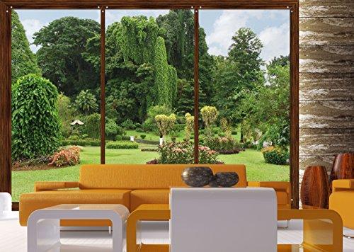 Fototapete Fenster Garten Vergleichstest 2019 Neu
