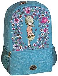 mochila escolar PETALS by BUSQUETS